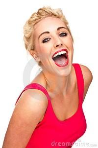 divertimento-e-donna-libera-che-ridono-e-che-sorridono-16872446