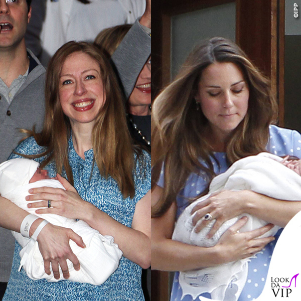 Chelsea-Clinton-Charlotte-Kate-Middleton-George