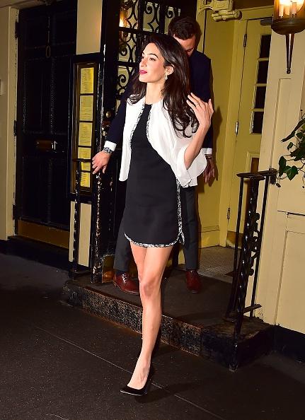 Celebrity Sightings In New York City - April 03, 2015