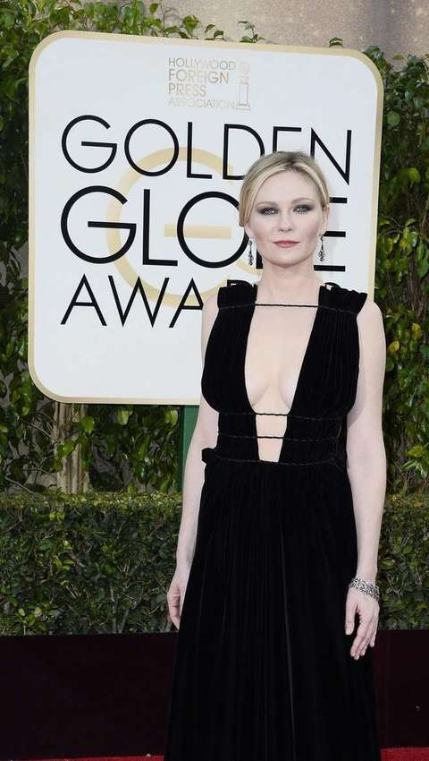GOLDEN GLOBE: DECOLLETE', SPACCHI, MANTELLI, TUTTI I LOOK