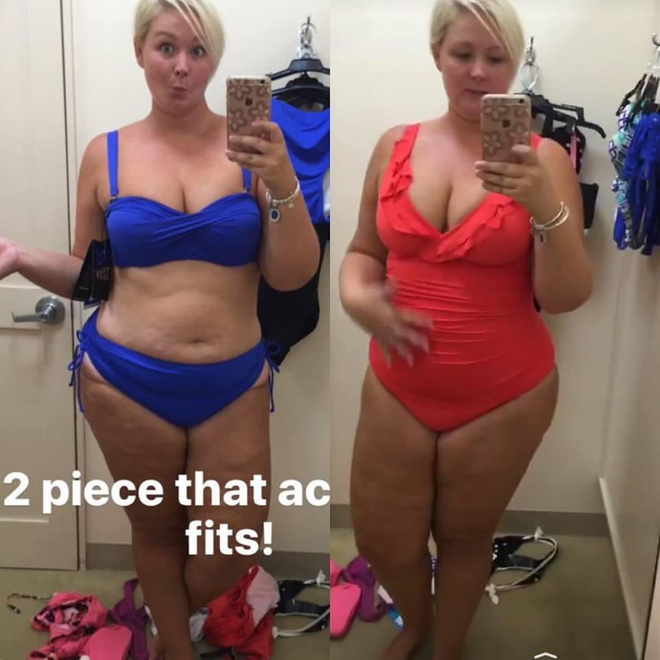 Esercizi per palestra alla ragazza per perdita di peso