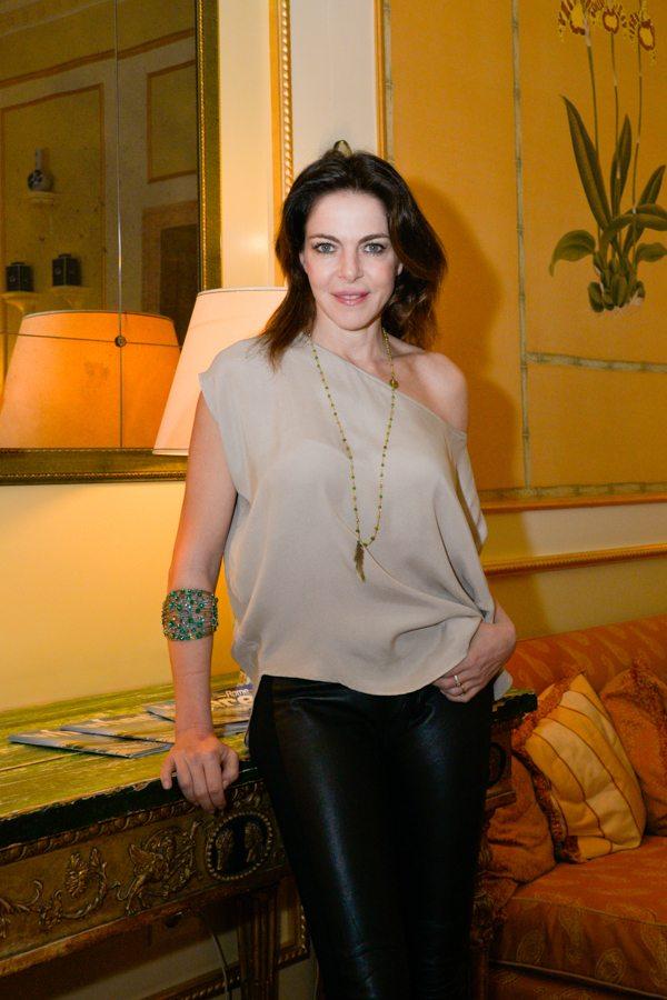 Le donne curvy sono belle e sane: Claudia Gerini testimonial dell'evento