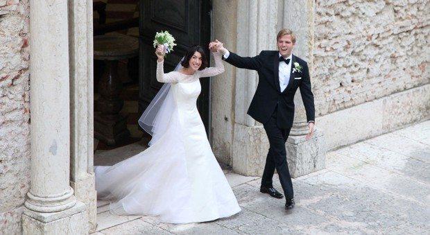 Rockefeller sposo: il matrimonio come il set di un film