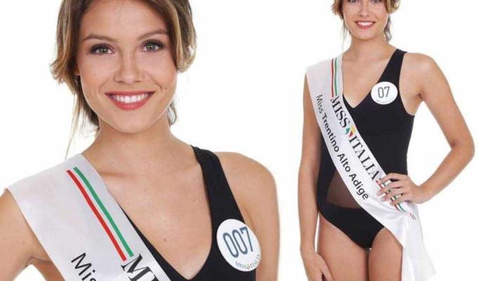 Miss Italia 2017, vince la 21enne Alice Rachele Arlanch